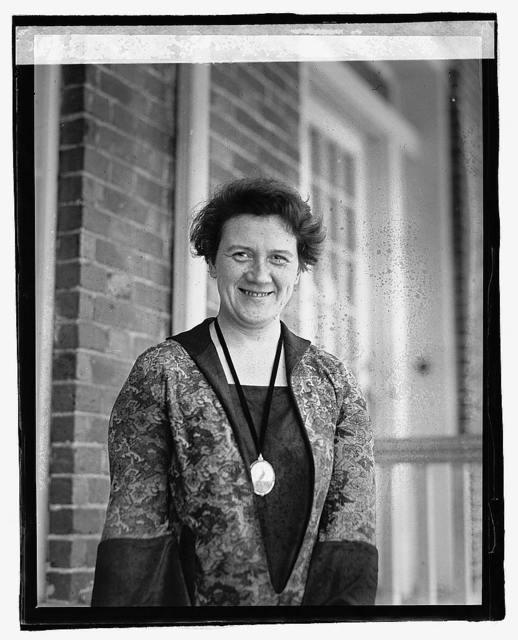 Miss Beulah Hurley