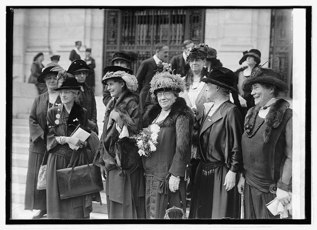 [Mrs. Hughes, Miss. Boardman, Mrs. Lansing, and others, 10/12/23]