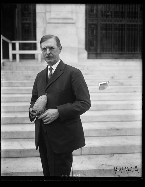 Prof. Marshall H. Saville