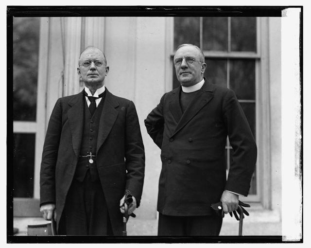 Rev. Thos. Nightingale [...]