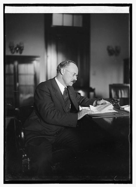 Senator Mangus [i.e., Magnus] Johnson, [10/2/23]