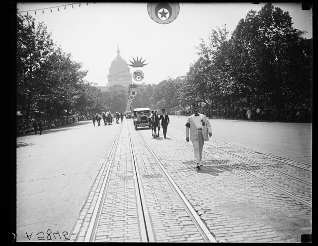 [Shriner Parade, Washington, D.C.]