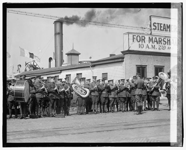 Star orphans excursion, Aug. 1923