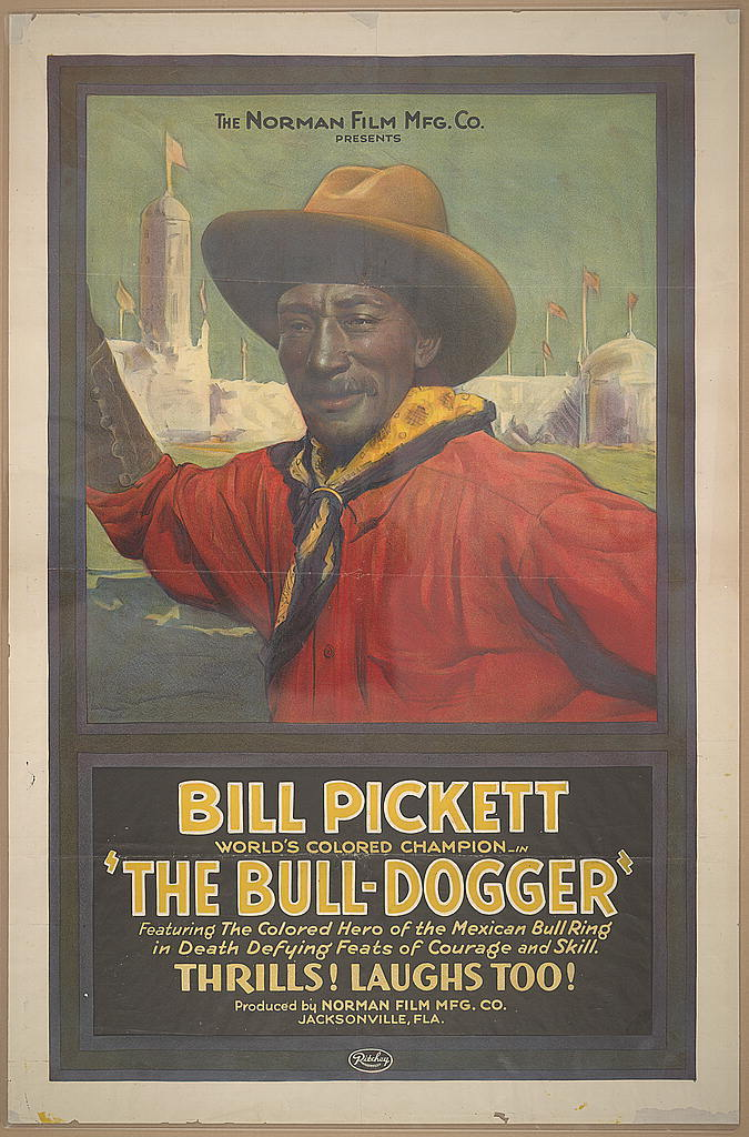 """""""The Bull-dogger"""" / Ritchey Lith. Corp."""
