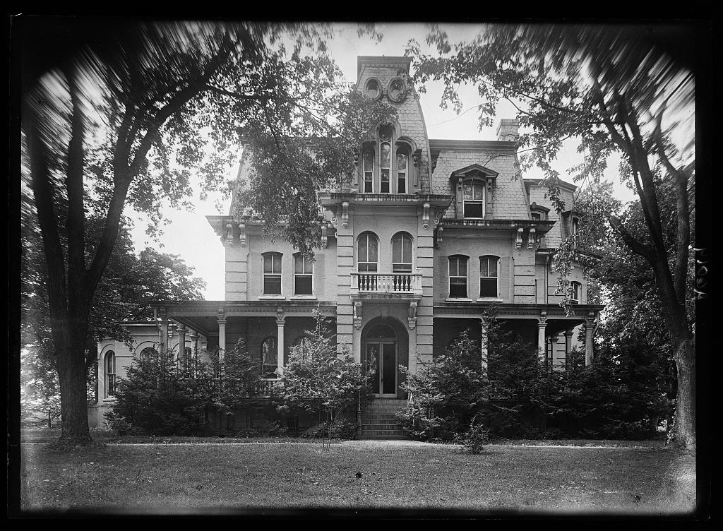Wilson estate house
