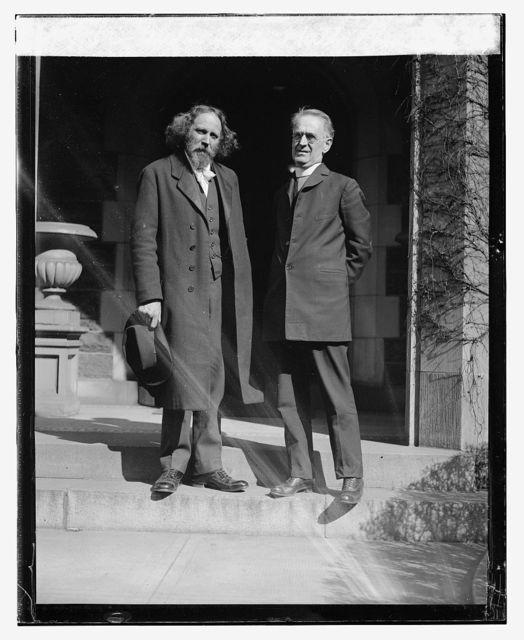 Anton Lang & Father Thomas