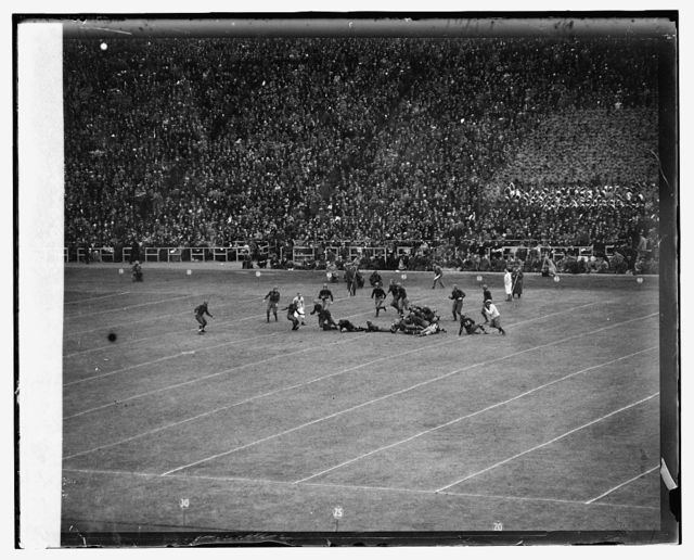 Army-Navy game, [11/29/24]