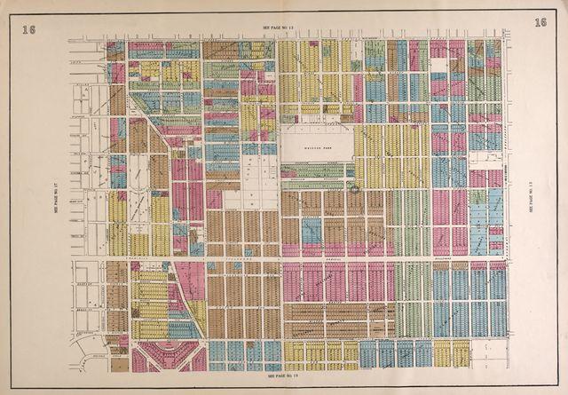 Atlas of Fort Wayne, Allen County, Indiana /