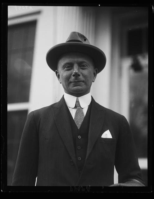 Barton Rheinbaben, member of German Reichstag