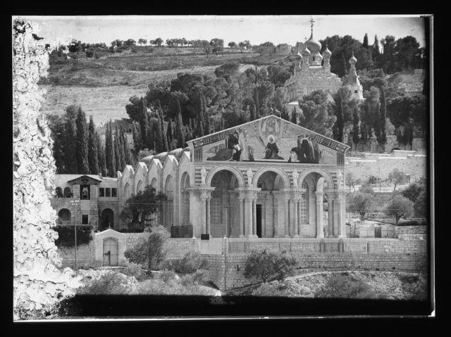 [Basilica of Gethsemane, Jerusalem]
