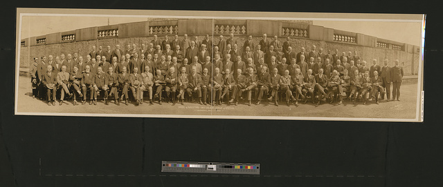 Board of Directors, Anti-Saloon League of America, Indianapolis, April 9, 1924