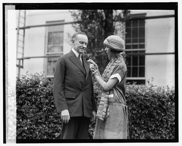 Coolidge & Grace Laura Newton
