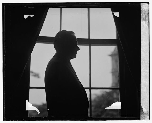 Coolidge silhouette