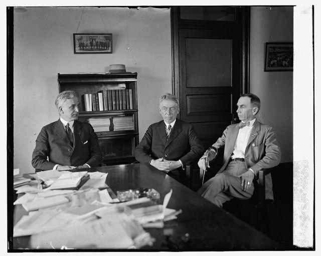 Cordell Hull, C.L. Shaver, Daniel Roper, [7/23/24]