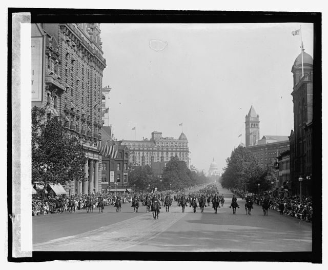 Defense Day parade, [9/12/24]