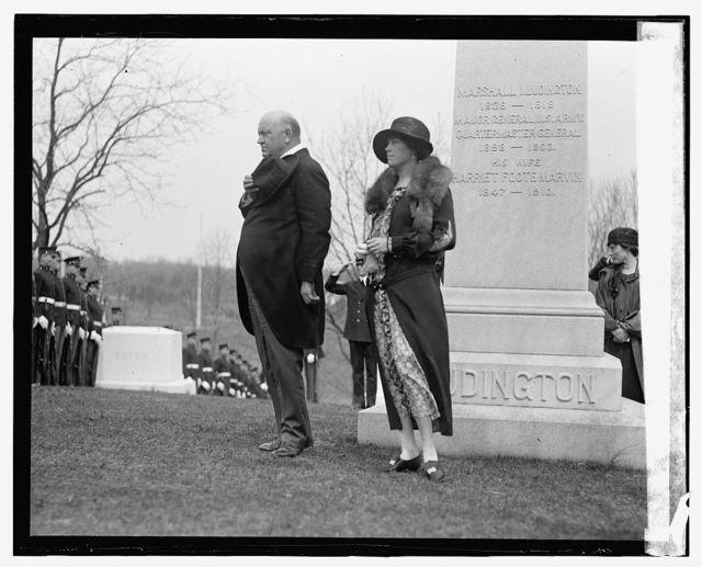 Denby & Mrs. Stafford, [4/5/24]