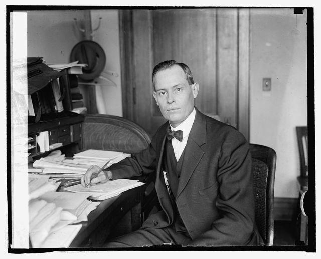 Dr. A.B. Cox, Dept. of Ag., [9/19/24]