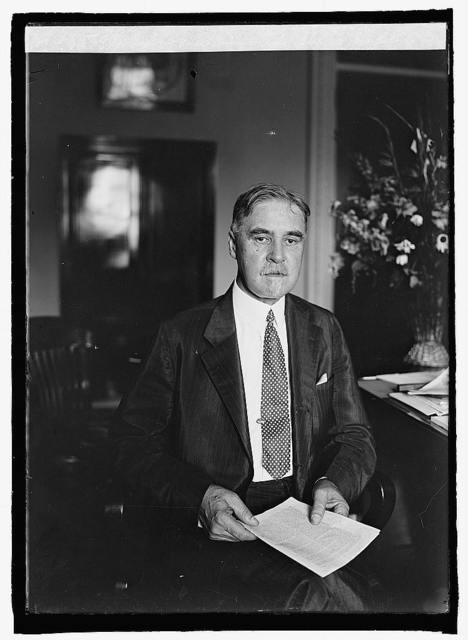 E.J. Ayers, New Chief Clerk State Dept., [7/10/24]