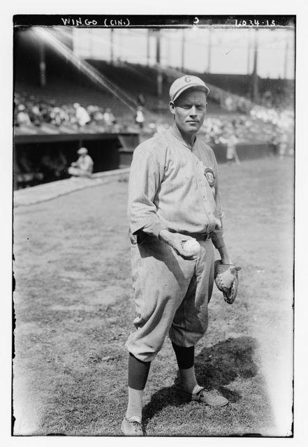 [Ivey Wingo, Cincinnati NL (baseball)]