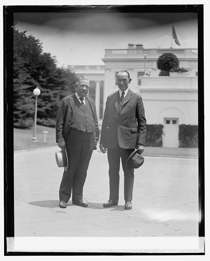 John Coolidge Sr. & Frank Stearn, [7/14/24]