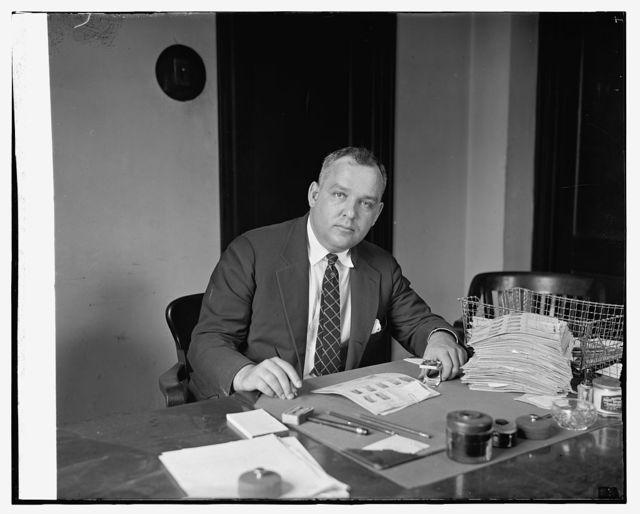 McKean, C.D., Bu. of Investigation, Dept. of Justice, 7/25/[24]