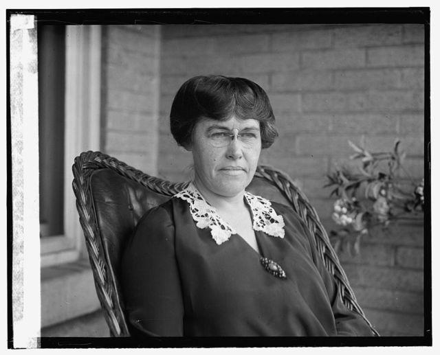 Mrs. Harlan F. Stone