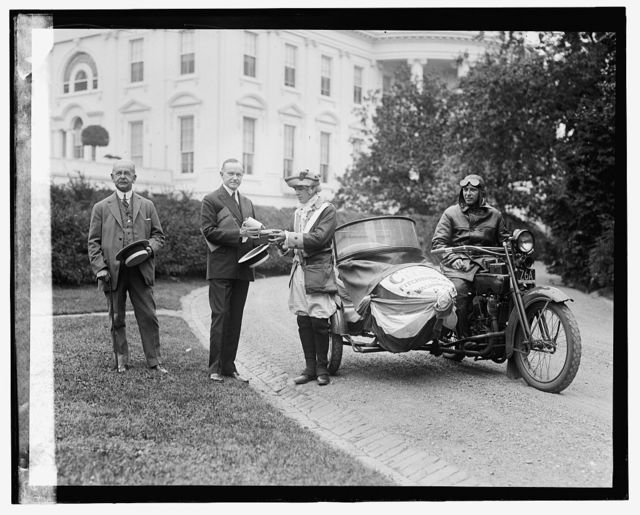 Sidecar motorcycle custom  - PICRYL Public Domain Image
