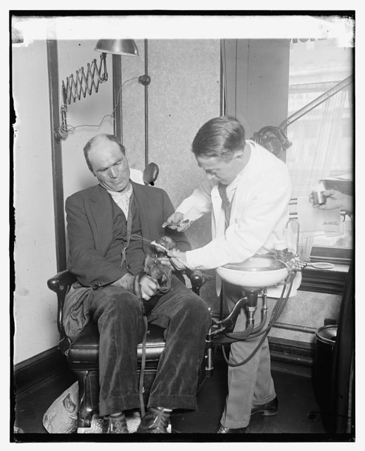 Pulling monkey teeth, 5/29/[24]