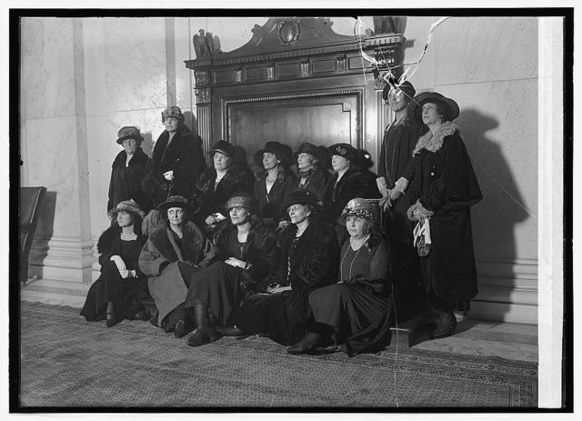 Senate ladies luncheon, [1/8/24]