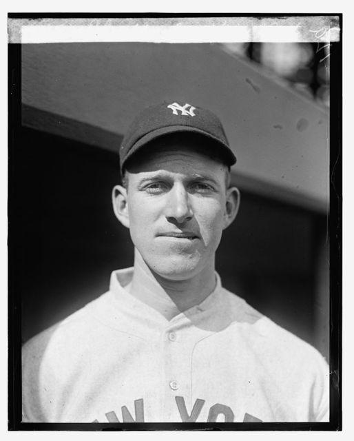 Shields, New York, 1924