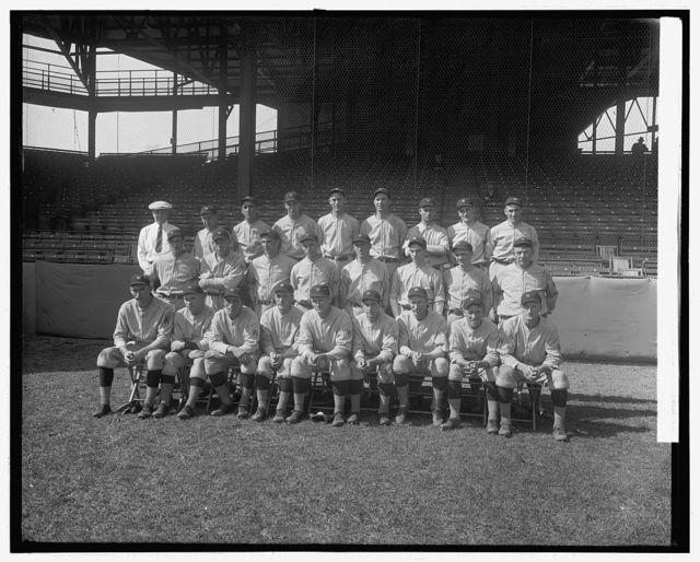 Wash. Baseball Club, 1924
