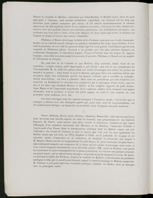 Programme Officiel, Théatre de Monte-Carlo [program for 1923-1924 season]