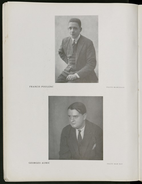 Programme Officiel, Théatre de Monte-Carlo [program for 1923-1924 season]