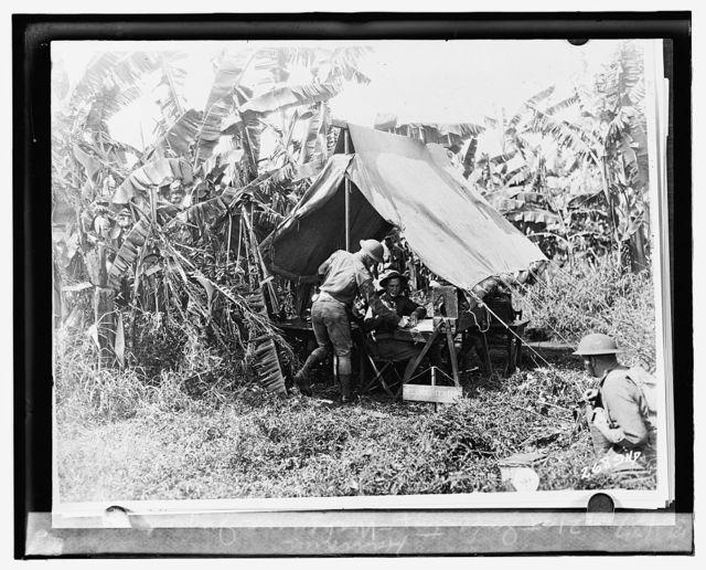 21st Infantry, Wahiawa Junction, Hawaii