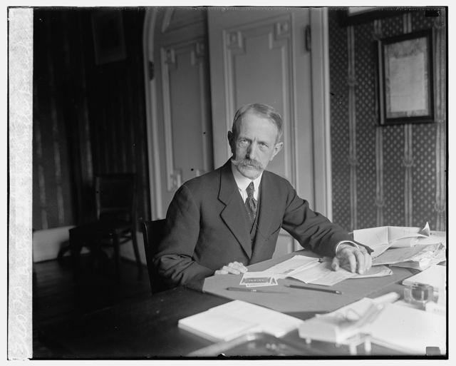 Ambassador M. Emile Daeschner of France, [1/26/25]