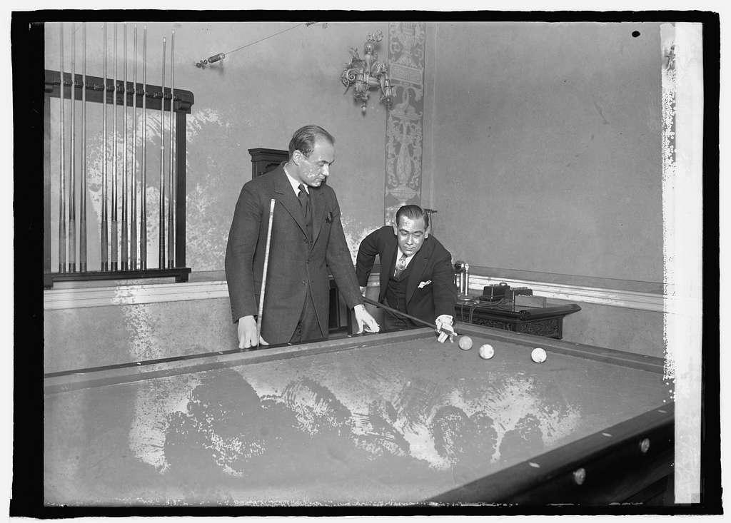 Ambassador Telley of Mexico with Manuel Y De Negri, 22525