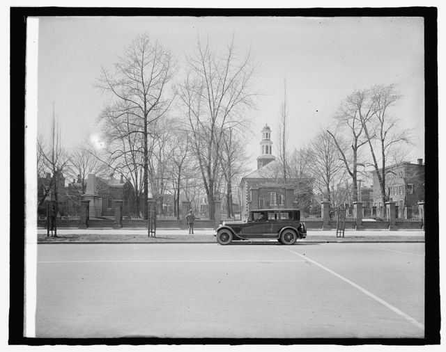 Christ Church, Alexandria, Va. (Ford Mtr. Co.)