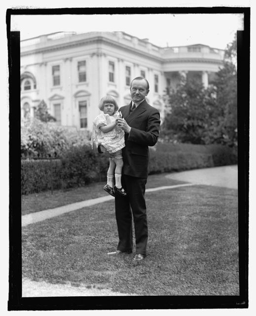Coolidge and Louise Sheaffer