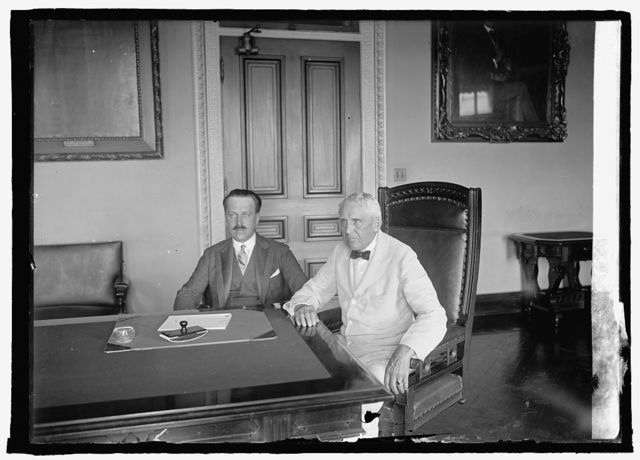 Count Alexander Skrzynski and Kellogg, [7/17/25]
