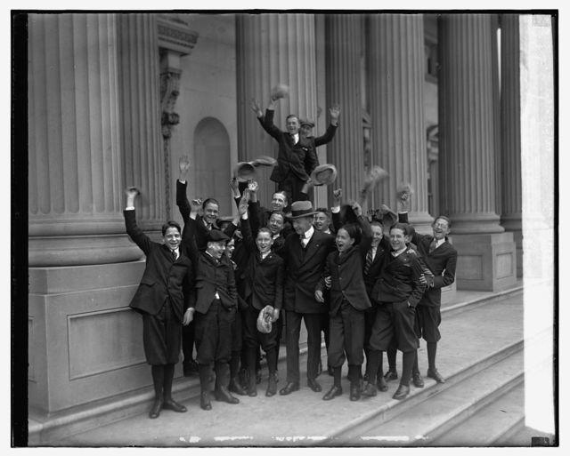 Dawes & Senate pages, [12/9/25]