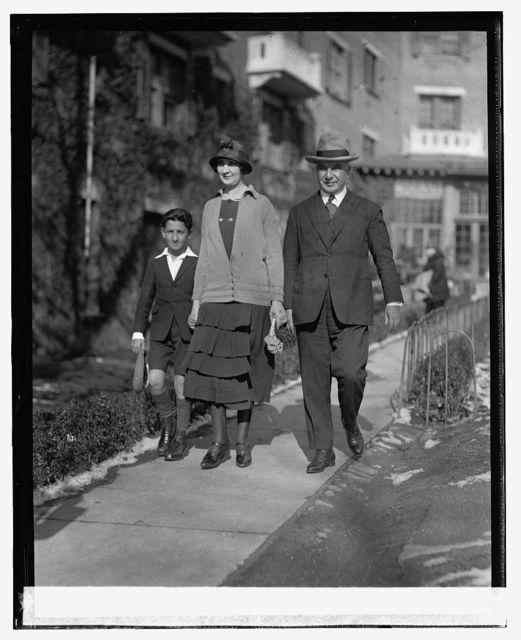 Dr. & Mrs. Ensebro Ayala with son, Roger, [1/21/25]