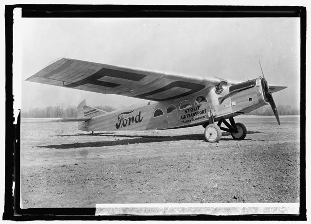 Ford commercial airplane