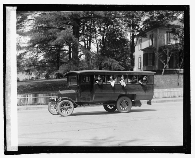Ford Motor Co. (Rockville school bus)