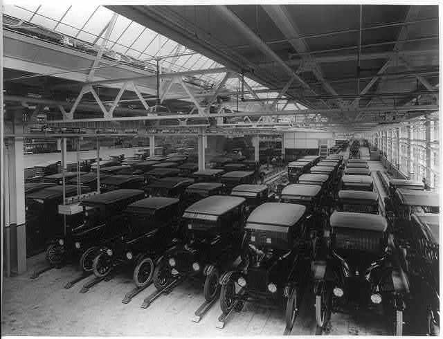 Ford Motor delivery department