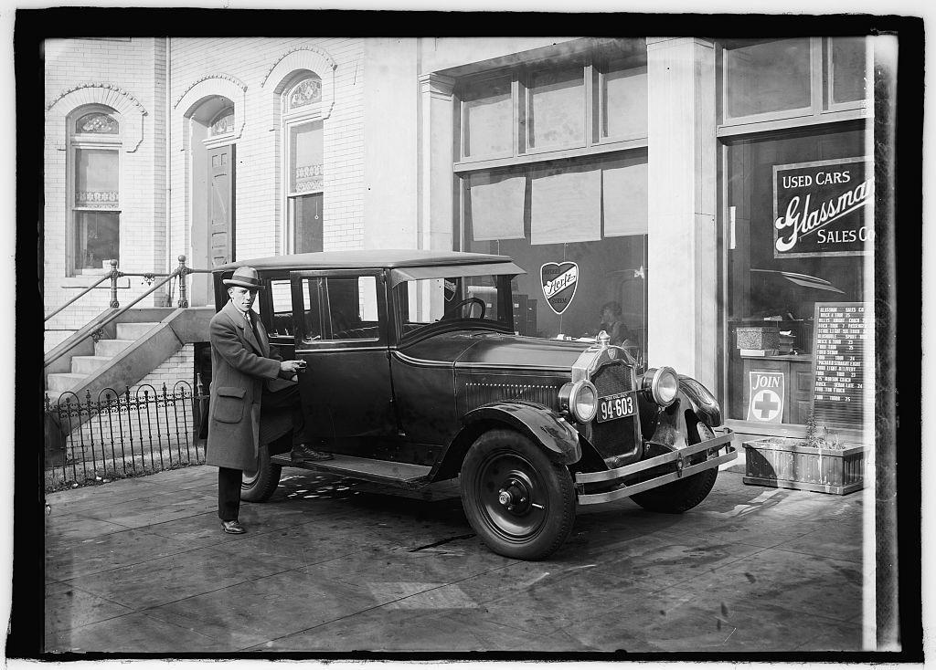 Glassman (Rent-A-Car Co.)