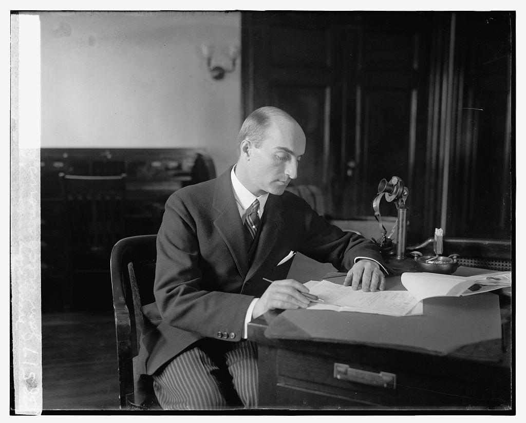 Jan Ciechanowski, Polish Minister, [11/30/25]