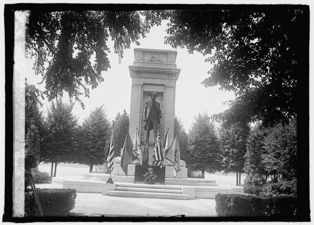 John Paul Jones statue, [7/6/25]