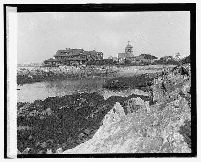 Kennebunkport, ME, home of Atwater Kent