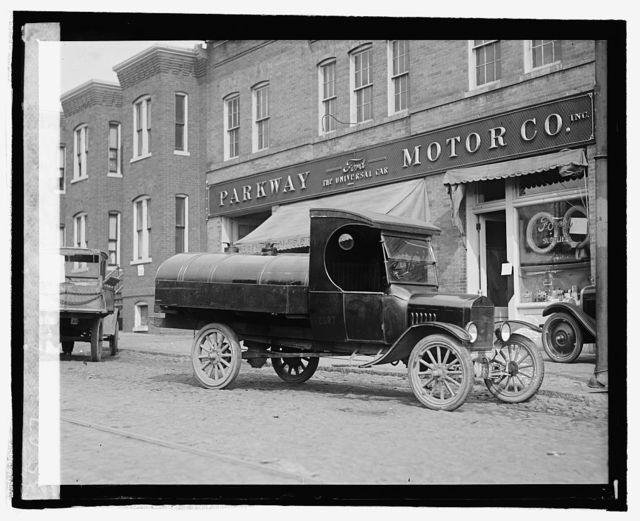 Parkway Motor Co.