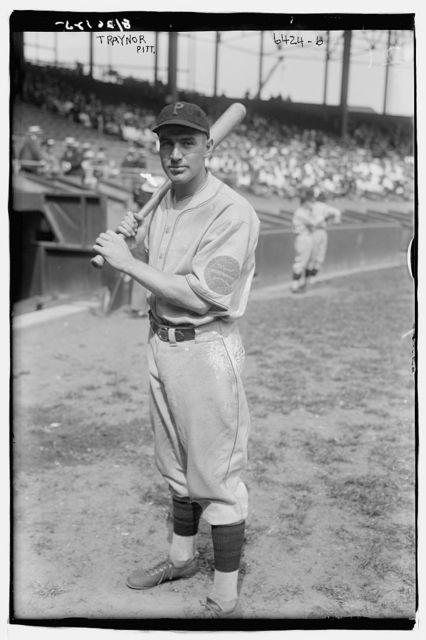 [Pie Traynor, Pittsburgh NL (baseball)]